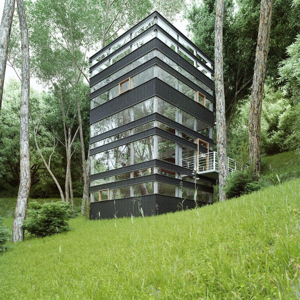 THE RING HOUSE - Ando Studio