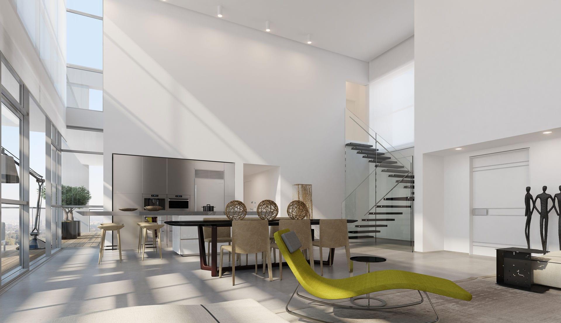 Oak Duplex Ando Studio