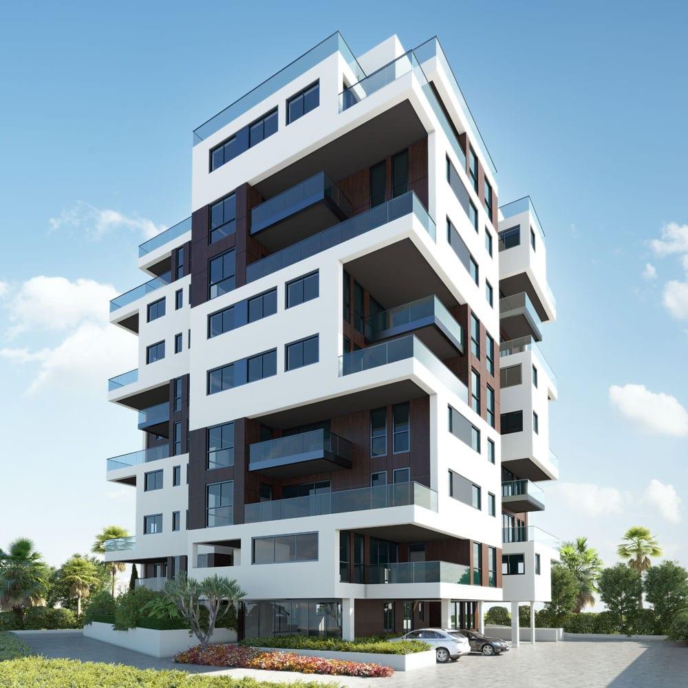 Apartment Exterior: Ando Studio
