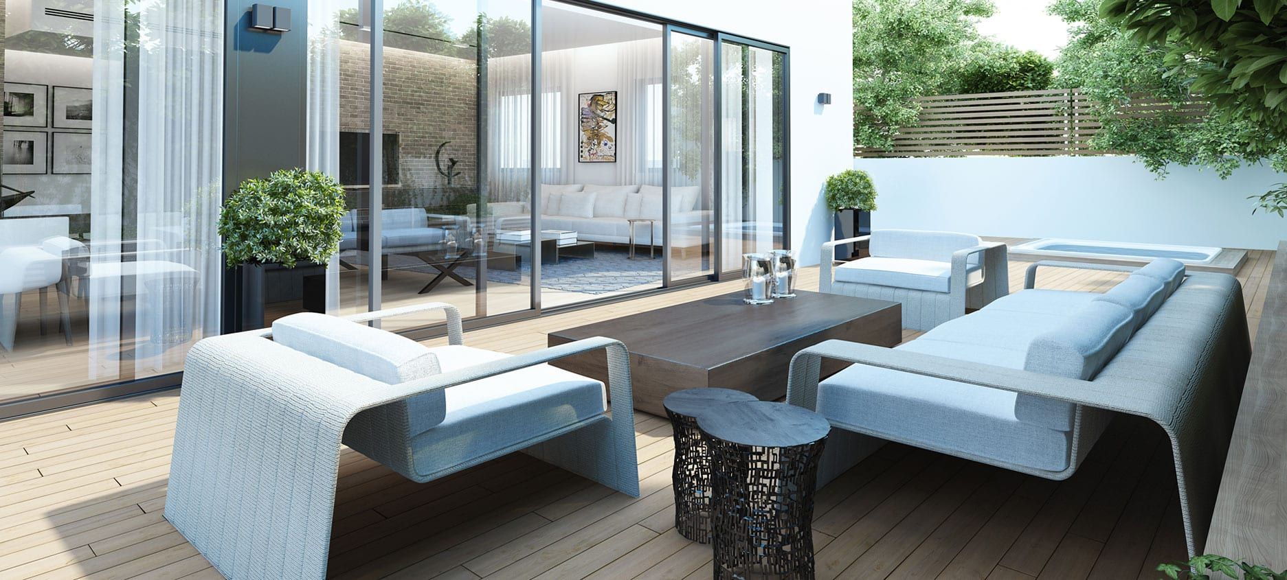 Oak typical b ando studio for Living room ideas uk 2013